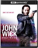 ジョン・ウィック 4K ULTRA HD+本編Blu-ray【4K ULTRA HD】