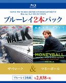 ザ・ウォーク/マネーボール【Blu-ray】