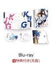 【先着特典】神田川JET GIRLS Vol.1(描き下ろしA3イラストボード付き)【Blu-ray】 [ 篠原侑 ]