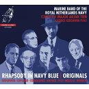 【輸入盤】ラプソディ・イン・ネイヴィー・ブルー〜アメリカの吹奏楽傑作選 オランダ王立海軍軍楽隊、ジョージ・ガ…