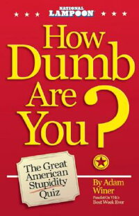 How_Dumb_Are_You?:_The_Great_A