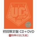 【先着特典】UC100W (初回限定盤 CD+DVD) (「UC100W」オリジナルマグネット付き)