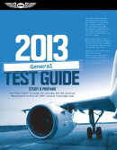 """General Test Guide 2013: The """"Fast-Track"""" to Study for and Pass the FAA Aviation Maintenance Technic"""