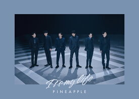 It's my life/ PINEAPPLE (通常盤) [ V6 ]