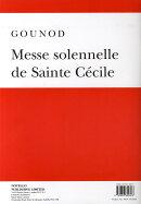 【輸入楽譜】グノー, Charles Francois: 聖チェチリアの荘厳ミサ曲 (ラテン語)