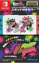Nintendo Switch専用スタンド付きカバー スプラートゥーン2ガール&ボーイ