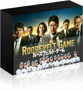 ルーズヴェルト・ゲーム Blu-ray BOX 【Blu-ray】 [ 唐沢寿明 ]