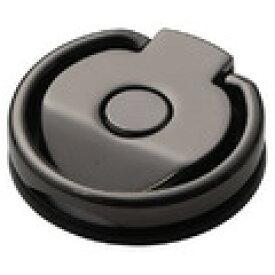 スマートフォン用ストラップ/スマートリング/ブラック P-STFBRBK