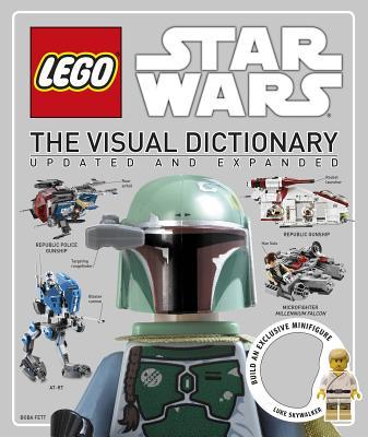 Lego Star Wars: The Visual Dictionary [With Luke Skywalker Minifigure] LEGO SW LEGO SW THE VISUAL DIC (Lego Star Wars) [ Simon Beecroft ]