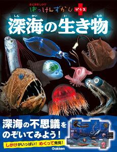深海の生き物 (はっけんずかんプラス) [ 小堀文彦 ]