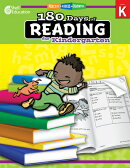 180 Days of Reading for Kindergarten (Grade K): Practice, Assess, Diagnose