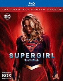 SUPERGIRL/スーパーガール <フォース・シーズン>ブルーレイ コンプリート・ボックス(4枚組)【Blu-ray】 [ メリッサ・ブノワ ]