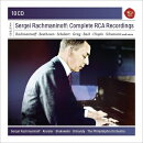 【輸入盤】セルゲイ・ラフマニノフ/コンプリートRCAレコーディングズ(10CD)