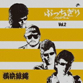 ぶっちぎりベストコレクション Vol.2 [ THE CRAZY RIDER 横浜銀蝿 ROLLING SPECIAL ]