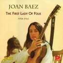 【輸入盤】First Lady Of Folk - 1958-1961