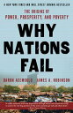 WHY NATIONS FAIL(B) [ DARON/ROBINSON ACEMOGLU, JAMES A. ]