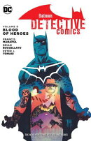Batman: Detective Comics, Volume 8: Blood of Heroes