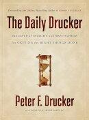DAILY DRUCKER(P)