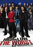 HiGH & LOW THE WORST EPISODE.0【Blu-ray】