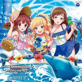 THE IDOLM@STER CINDERELLA GIRLS MASTER SEASONS SUMMER! [ (ゲーム・ミュージック) ]