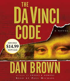 The Da Vinci Code DA VINCI CODE 6D (Robert Langdon) [ Dan Brown ]
