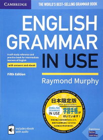 ENGLISH GRAMMAR IN USE 5th Edition with answers and ebook Japan Special Edition(日本限定版) [ レイモンド・マーフィー ]