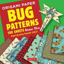 ORIGAMI PAPER:BUGS PATTERNS