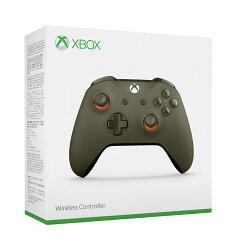 Xbox ワイヤレス コントローラー (グリーン / オレンジ)