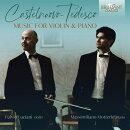 【輸入盤】ヴァイオリンとピアノのための作品集 フルヴィオ・ルチアーニ、マッシミリアーノ・モッテルレ