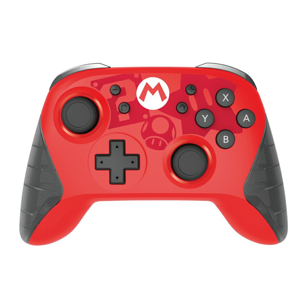 ワイヤレスホリパッド for Nintendo Switch マリオ