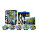 スター・ウォーズ:クローン・ウォーズ シーズン1-5 コンプリート・セット【Blu-ray】
