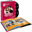 グリース 製作40周年記念 HDリマスター デジパック仕様 DVD&ブルーレイ(初回生産限定)【Blu-ray】 [ ジョン・トラボル…