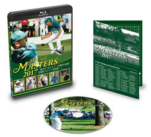 THE MASTERS 2017【Blu-ray】 [ (スポーツ) ]