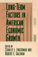 Long-Term Factors in American Economic Growth