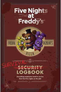 SurvivalLogbook(FiveNightsatFreddy's)SURVIVALLOGBOOK(FIVENIGHTS[ScottCawthon]