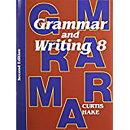 Saxon Grammar & Writing 2nd Edition Grade 8 Complete Homeschool Kit