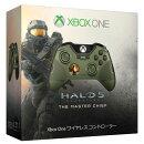 Xbox One ワイヤレス コントローラー (マスターチーフ)
