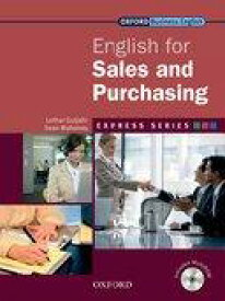 Express Series English for Sales and Purchasing【バーゲンブック】 [ Oxford University Press ]