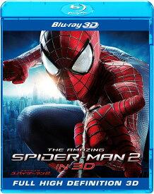 アメイジング・スパイダーマン2 IN 3D【3D Blu-ray】 [ アンドリュー・ガーフィールド ]