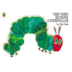 VERY HUNGRY CATERPILLAR,THE(P)