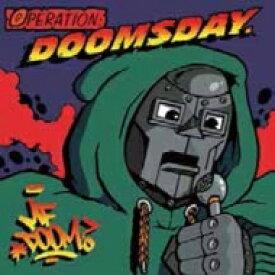 【輸入盤】Operation: Doomsday [ Mf Doom ]