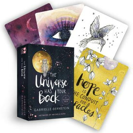 The Universe Has Your Back: Transform Fear to Faith UNIVERSE HAS YOUR BACK ORACLE [ Gabrielle Bernstein ]
