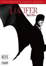 LUCIFER/ルシファー <フォース・シーズン>DVD コンプリート・ボックス(2枚組) [ トム・エリス ]