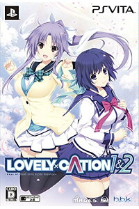 LOVELY×CATION1&2限定版