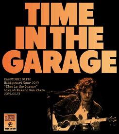 """【先着特典】弾き語りツアー2019 """"Time in the Garage"""" Live at 中野サンプラザ 2019.06.13(斉藤和義オリジナルチケットホルダー<Type E>) [ 斉藤和義 ]"""