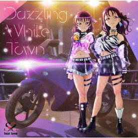 Saint Snow 1st シングル「Dazzling White Town」 (CD+DVD) [ Saint Snow ]