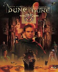 デューン 砂の惑星 1&2 The Complete Blu-ray BOX【Blu-ray】 [ ウィリアム・ハート ]