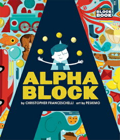 ALPHABLOCK(BB) [ CHRISTOPHER/PESKIMO FRANCESCHELLI ]