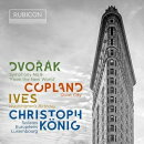 【輸入盤】ドヴォルザーク:交響曲第9番『新世界より』、アイヴズ:ワシントンの誕生日、コープランド クリストフ…