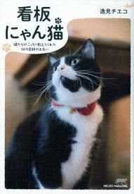 看板にゃん猫 -猫たちがこっそり教えてくれた14の奇跡の出会いー [ 逸見チエコ ]